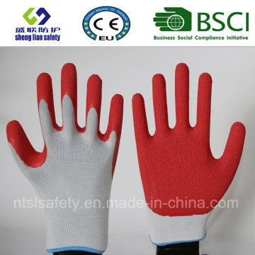 Nylon Latex Labor Protection Gloves