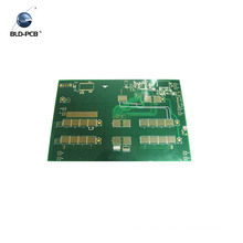 Rigid vehicle-mounted electronics printed pcb board