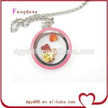 Горячая продажа популярные камеры медальон ожерелье
