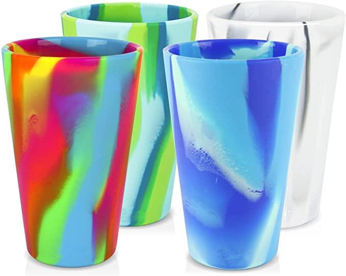 Reusable Silicone Cup