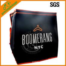 Grande saco não tecido personalizado do armazenamento do vestuário