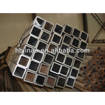 Black Square Pipe/Square Tube / Steel Pipe For Construction Material Cheap Black