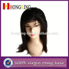 Virgin Hair Lace Front Wig For Small Head