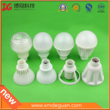 High-End Injection LED Cover PC Lamp Plastic Bulb or Customized