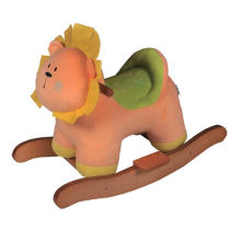 Factory Supply Rocking Horse Toy- Lion Rocker