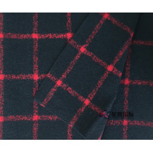 Tartan 650G / M Popular Woolen Suit Fabric