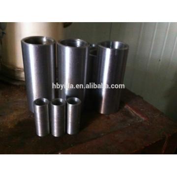 производство 16-40мм различные конические муфты арматуры для армирования Производство 16-40мм различных коническая муфта арматуры для армирования