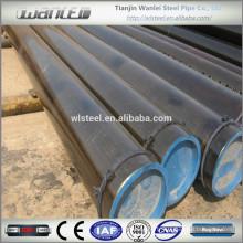 Tuyau en acier rond de 200 mm