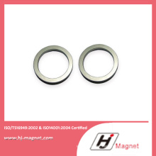 Big Strong Power Ring Neodymium Permanent Magnets with Hexagonal Shape Hole in China