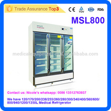2016 neuester Entwurf MSL800i medizinischer Labor-Apotheke-Kühlraum mit 2-8 Grad