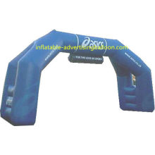 Advertising Oxford Fabric Inflatable Arch With Fashion Style For Party , Festival