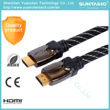 2016 Hot Selling 1.4V Gold Plug HDMI Cable