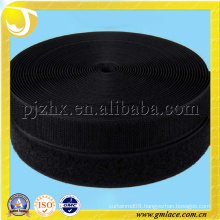 Durable garment shoe and cap adhesive hook and loop