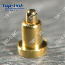 Spring Loaded Au Plated Pogo Pin with Good Performance