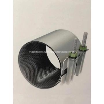 Reparación de tuberías Abrazadera y acoplamiento
