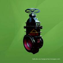 Válvula de compuerta rápida de encendido / apagado del vástago de gas de carbón de la ciudad (GAMZ48W / GAMZ548W / GAMZ948W)