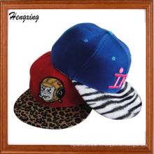 2016 Встроенные Плоским Краев Snapback Шляпы