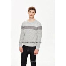 2016cotton Knitting pullover camisola para homens