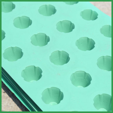 8 mm waterdicht hdpe plastic dimple Draining Board