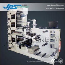 Jps420-5c-B Transparente Máquina de impresión de rollo de película OPP
