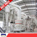 Building construction equipment gypsum grinder, limestone micronized grinding mill