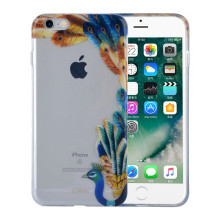 IMD Peacock TPU ve PC Hibrid Iphone6s Artı Kapak