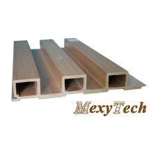 Fabricante profesional del panel de pared de WPC Oriente 202 * 30m m