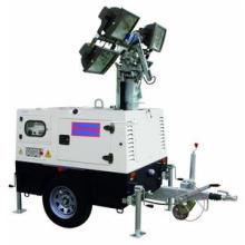 Kusing T1000 Mobiler Beleuchtungsturm