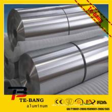 Lotes de trabajo papel de aluminio