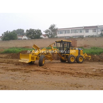 SEM 190HP MOTOR GRADER FOR ROAD CONSTRUCTION