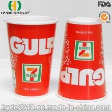 12 oz tasse en papier jetable boisson froide (12 oz)