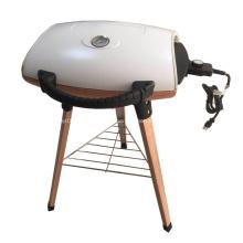 Elektrogrill zum Grillen im Freien