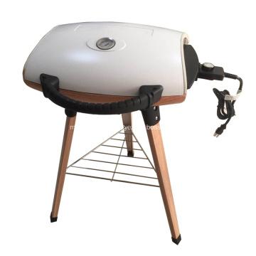 Parrilla eléctrica para barbacoa al aire libre