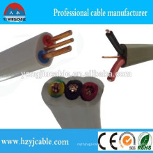 2X2.5+E Electrical Wire for Sale Flat Earth Cable