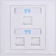 High Quality Classic 3-Digit Flat Face Plate