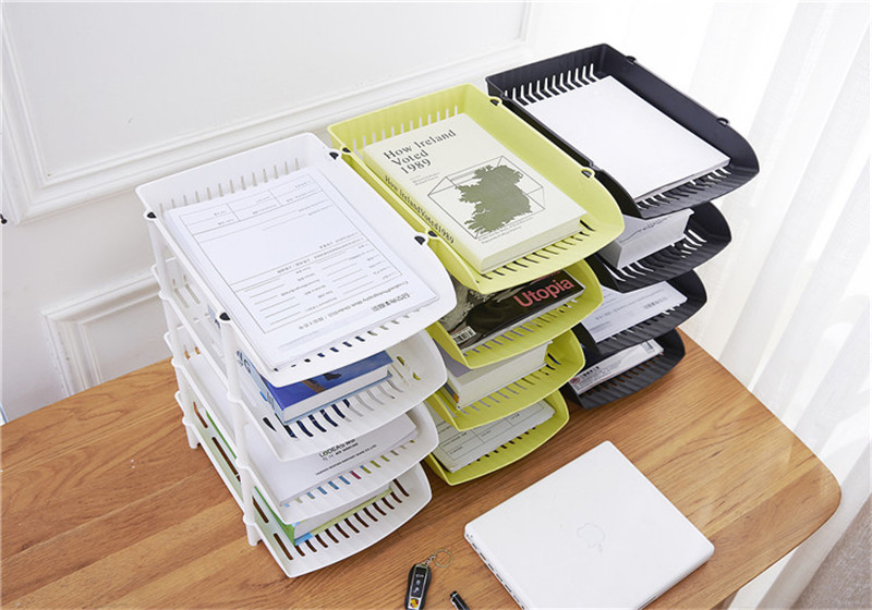 3-Tier Document Tray