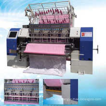 Yuxing High Speed Shuttle Machine Quilting, Garment Multi-Needle Quilter, New High-End Quilting Machine for Chushion