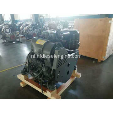 deutz F2L912-motor voor waterpomp