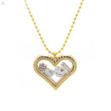 Chaînes en or d'imitation 24 carats, perles de prière en or