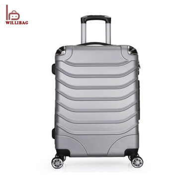Rolando abs viajar bagagem trole mala saco casca dura sacos de bagagem