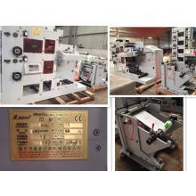 Печатная машина flexo (ры-420-2С) с 2 цвета