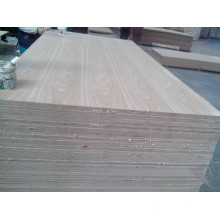 2.5mm Oak Veneer MDF Board