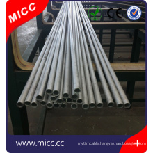 1/2'' BSP/NPT/PF threaded stainless steel protection tube for thermocouple protection