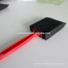 Espuma cepillo espuma limpia pintura pinceles co Reino Unido chinas surtidor de alibaba