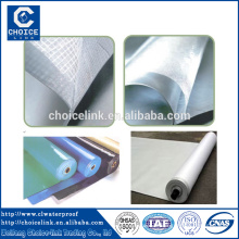 Feuille étanche en PVC de bonne qualité