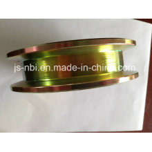 Brass Precision Machining Cover