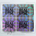 Professional Custom Anti-fake 3d Hologram Sticker