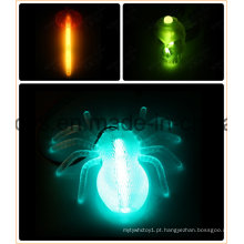Nova vara de abóbora brilho definido para o halloween (hlw002)