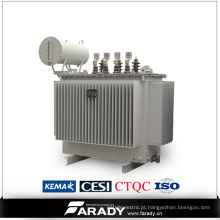 Onan 3 fase de distribuição geral Electric Transformer 2500 kVA fabricantes