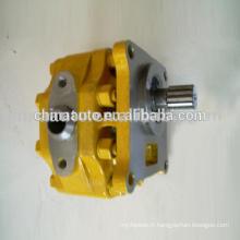 L'ensemble de pompe à engrenages hydraulique de haute qualité best-seller avancé pour Komatsu 07444-662